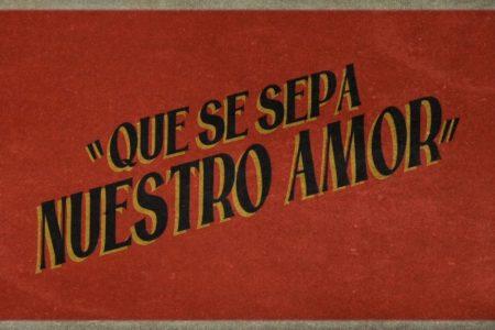 "MON LAFERTE SE UNE AO CANTOR ALEJANDRO FERNÁNDEZ PARA APRESENTAR A FAIXA COLABORATIVA ""QUE SE SEPA NUESTRO AMOR"""