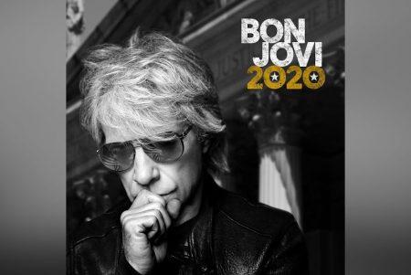 """A VERSÃO FÍSICA DO ÁLBUM """"BON JOVI 2020"""", DO BON JOVI, CHEGA NAS PRINCIPAIS LOJAS DO PAÍS"""