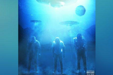 """O GRUPO DE HIP-HOP D-BLOCK EUROPE (DBE) CONVIDA AITCH PARA O LANÇAMENTO DO SINGLE """"UFO"""""""