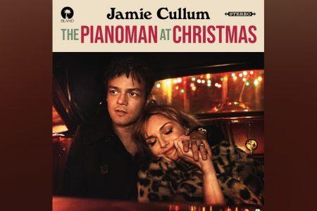"""O TÃO AGUARDADO ÁLBUM """"THE PIANOMAN AT CHRISTMAS"""", DE JAMIE CULLUM, É DISPONIBILIZADO EM TODOS OS APLICATIVOS DE MÚSICA"""