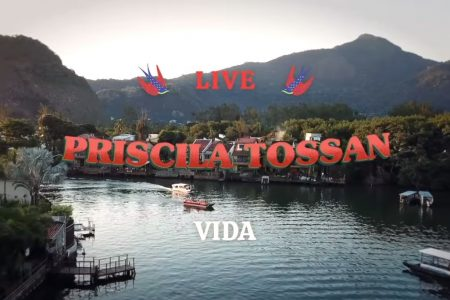 """ASSISTA AOS VÍDEOS DA VERSÃO AO VIVO DE """"VIDA"""" E """"ICEBERG"""", MÚSICAS DA CANTORA PRISCILA TOSSAN"""