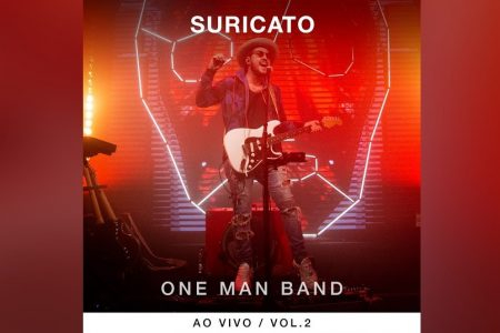 """SURICATO LANÇA SEU SEGUNDO EP, """"ONE MAN BAND 2"""""""
