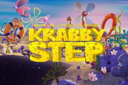 """ASSISTA AO VIDEOCLIPE DE """"KRABBY STEP"""", MÚSICA COLABORATIVA SWAE LEE, TYGA E LIL MOSEY"""