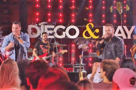 """DIEGO & RAY ESTREIAM O VÍDEO DE """"AGORA EU VOU CHORAR"""", EM SEU CANAL NO YOUTUBE"""