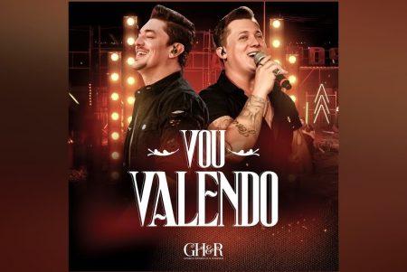 """A DUPLA GEORGE HENRIQUE & RODRIGO LANÇA O EP """"VOU VALENDO"""""""