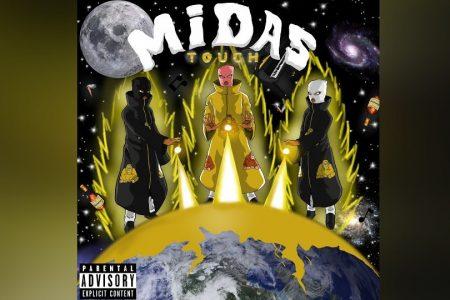 """MIDAS THE JAGABAN DISPONIBILIZA O EP """"MIDAS TOUCH"""""""