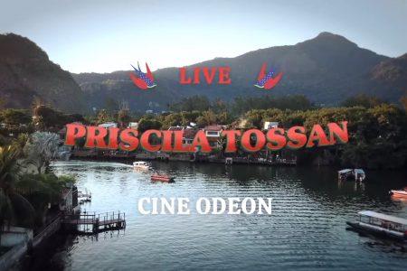 PRISCILA TOSSAN DISPONIBILIZA EM SEU CANAL NO YOUTUBE MAIS DOIS VÍDEOS DE SUA LIVE
