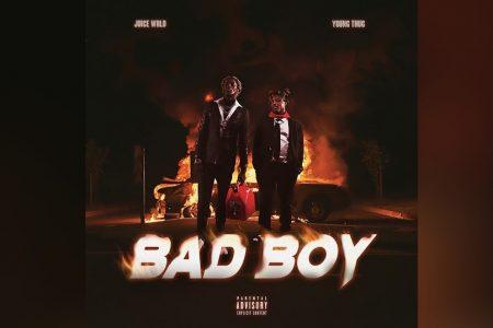 """""""BAD BOY"""", SINGLE COLABORATIVO DE JUICE WRLD E YOUNG THUG, É DISPONIBILIZADO. ASSISTA TAMBÉM AO VIDEOCLIPE"""