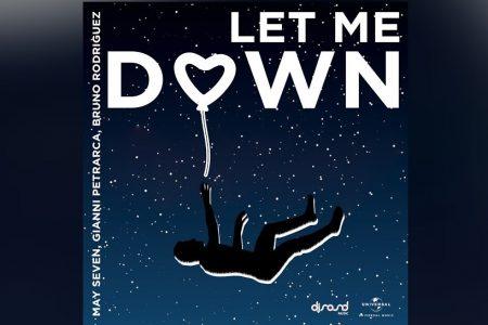 """OUÇA """"LET ME DOWN"""", NOVA MÚSICA DA DJ E PRODUTORA MAY SEVEN"""