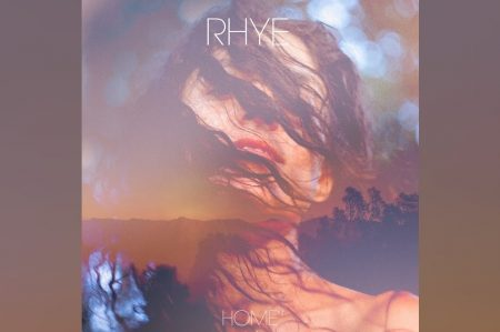 """HOME"", O NOVO ÁLBUM DE RHYE, É DISPONIBILIZADO EM TODOS OS APLICATIVOS DE MÚSICA"