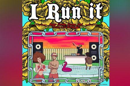 """""""I RUN IT"""", FAIXA COLABORATIVA DO DJ E PRODUTOR ROGER JORDAN, OZZONE, LUMI E LILO, GANHA VERSÃO REMIX DE OZZONE, LILO E MOOMBAH"""