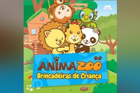 """A TURMINHA DO ANIMAZOO APRESENTA O ÁLBUM """"BRINCADEIRAS DE CRIANÇA"""""""