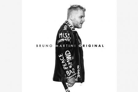 """BRUNO MARTINI LANÇA """"ORIGINAL"""", O PRIMEIRO ÁLBUM DE SUA DISCOGRAFIA"""