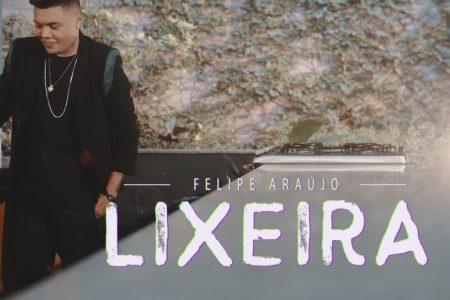 """ASSISTA AO LYRIC VIDEO DE """"LIXEIRA"""", MAS UMA DAS FAIXAS DO NOVO PROJETO DE FELIPE ARAÚJO, """"OUTROS 500"""""""