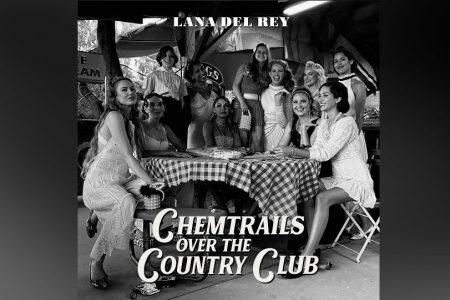 """LANA DEL REY LANÇA SEU NOVO ÁLBUM, """"CHEMTRAILS OVER THE COUNTRY CLUB"""", E O VIDEOCLIPE DE """"WHITE DRESS"""""""