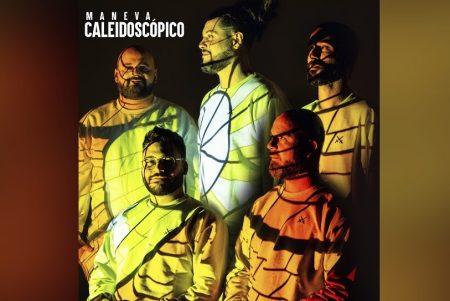 """CHEGA ÀS PLATAFORMAS DIGITAIS O ÁLBUM """"CALEIDOSCÓPICO"""", DO MANEVA"""