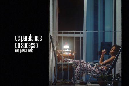 """OS PARALAMAS DO SUCESSO LANÇAM O VIDEOCLIPE DA CANÇÃO """"NÃO POSSO MAIS"""", DIRIGIDO POR RUBEL"""