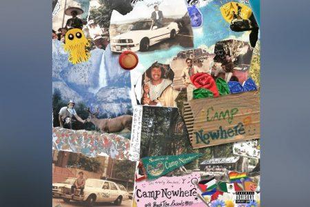 """""""CAMP NOWHERE"""", NOVO EP DO PEACH TREE RASCALS, CHEGA ÀS PLATAFORMAS DIGITAIS"""