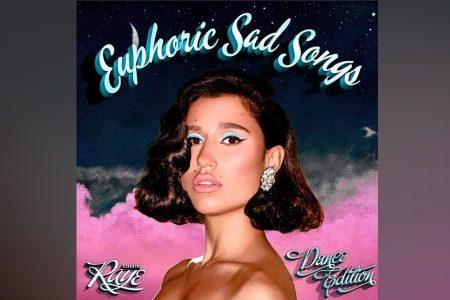 """""""EUPHORIC SAD SONGS"""", EP DE RAYE, GANHA EDIÇÃO DANCE EM TODOS OS APLICATIVOS DE MÚSICA"""