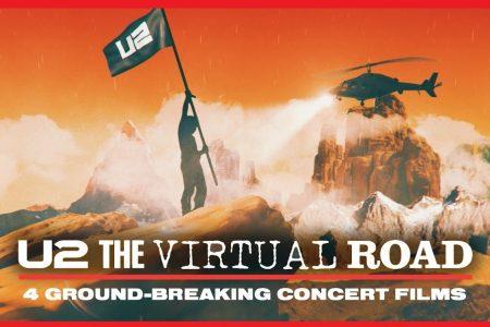 """U2 DISPONIBILIZA EM SEU CANAL NO YOUTUBE, POR 48 HORAS, O SHOW """"U2 LIVE AT RED ROCKS (1983)"""""""