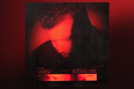 """O CANTOR CAMINO LANÇA O EP """"BURNING FIRE"""" EM TODOS OS APLICATIVOS DE MÚSICA"""