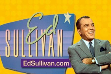 """""""THE ED SULLIVAN SHOW"""" CHEGA COM DESTAQUE DA JAZZ PLAYLIST EM ABRIL NO YOUTUBE!"""