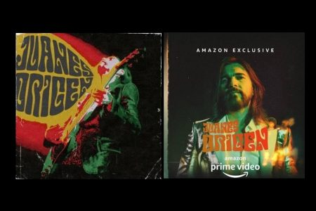 """JUANES LANÇA """"ORIGEN"""", SEU NOVO ÁLBUM, E DOCUMENTÁRIO EXCLUSIVO NA AMAZON PRIME VIDEO"""