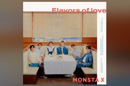 "JÁ ESTÁ DISPONÍVEL ""FLAVORS OF LOVE"", O NOVO ÁLBUM DO MONSTA X"