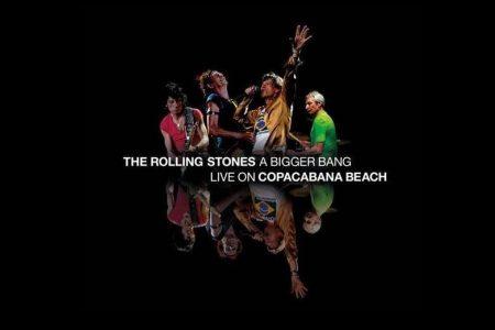 """THE ROLLING STONES APRESENTAM UM EP COM CINCO FAIXAS DO ÁLBUM INÉDITO """"THE ROLLING STONES – A BIGGER BANG: LIVE ON COPACABANA BEACH"""""""