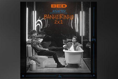 """O HIT """"BANHEIRINHO 2X2"""", DE BRUNINHO E DAVI, GANHA VERSÃO ACÚSTICA E VIDEOCLIPE OFICIAL"""