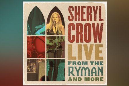 """SHERYL CROW CONTA COM A PARTICIPAÇÃO DE EMMYLOU HARRIS NA VERSÃO AO VIVO DE """"NOBODY'S PERFECT (LIVE FROM THE RAYMAN)"""""""