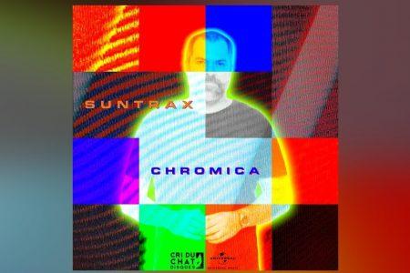 """O DJ E PRODUTOR LUIS DEPECHE, LÍDER DO PROJETO MUSICAL SUNTRAX, LANÇA SEU NOVO SINGLE, """"CHROMICA"""""""