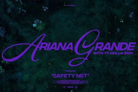 """ARIANA GRANDE APRESENTA A PERFORMANCE DE """"SAFETY NET"""" AO LADO DE TY DOLLA $ING"""