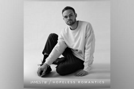 """CONHEÇA """"HOPELESS ROMANTIC"""", A NOVA MÚSICA DE JAMES TW"""