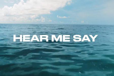 """""""HEAR ME SAY"""", HIT COLABORATIVO DE JONAS BLUE E LÉON, GANHA SEU REGISTRO AUDIOVISUAL"""
