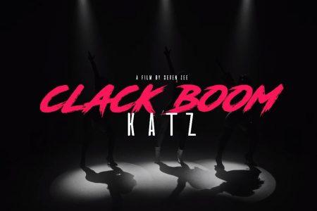 "A GIRLBAND KATZ LANÇA O SINGLE ""CLACK BOOM"""