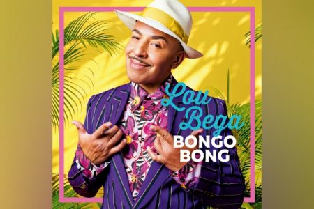 "DONO DO HIT ""MAMBO No. 5"", LOU BEGA APRESENTA SUA NOVA MÚSICA, ""BONGO BONG"""