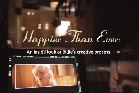"""""""HAPPIER THAN EVER"""", NOVO ÁLBUM DE BILLIE EILISH, ESTREIA NO PRIMEIRO LUGAR DA BILLBOARD 200 E DA APPLE MUSIC BRASIL"""