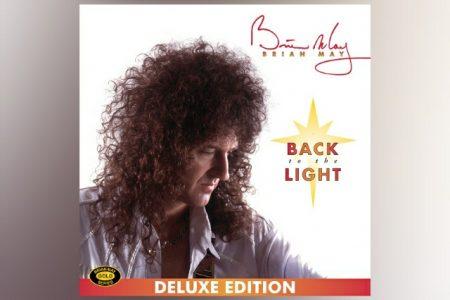 """""""BACK TO THE LIGHT"""", DE BRIAN MAY, BRILHA EM REEDIÇÃO REMASTERIZADA"""