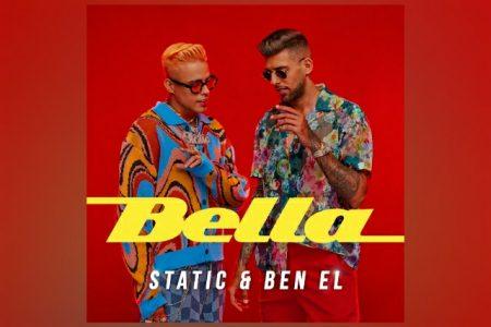 """VIRGIN ▪ STATIC & BEN EL ESTÃO DE VOLTA COM SEU NOVO SINGLE, """"BELLA"""", QUE JÁ ESTÁ DISPONÍVEL"""