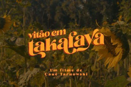 "VITÃO DISPONIBILIZA SEU NOVO SINGLE E VIDEOCLIPE, ""TAKAFAYA"""