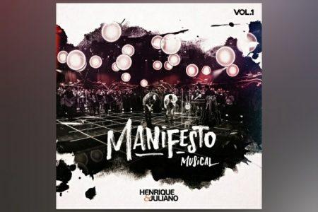 "VIRGIN ▪ HENRIQUE E JULIANO LANÇAM A PRIMEIRA PARTE DO PROJETO ""MANIFESTO MUSICAL"""