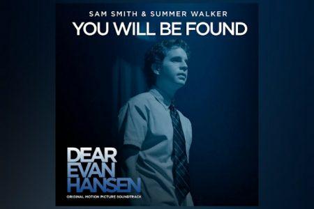 """SAM SMITH E SUMMER WALKER LANÇAM NOVA VERSÃO DE """"YOU WILL BE FOUND"""", DO FILME """"QUERIDO EVAN HANSEN"""""""