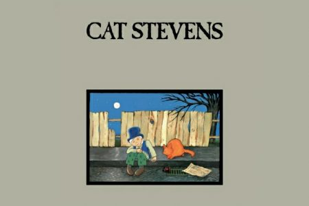 """YUSUF / CAT STEVENS ANUNCIA O LANÇAMENTO DE """"TEASER AND THE FIRECAT"""""""