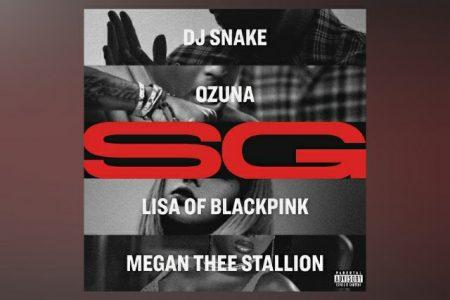 """DJ SNAKE LANÇA """"SG"""", COM PARTICIPAÇÃO DE OZUNA, MEGAN THEE STALLION E LISA, DO BLACKPINK"""