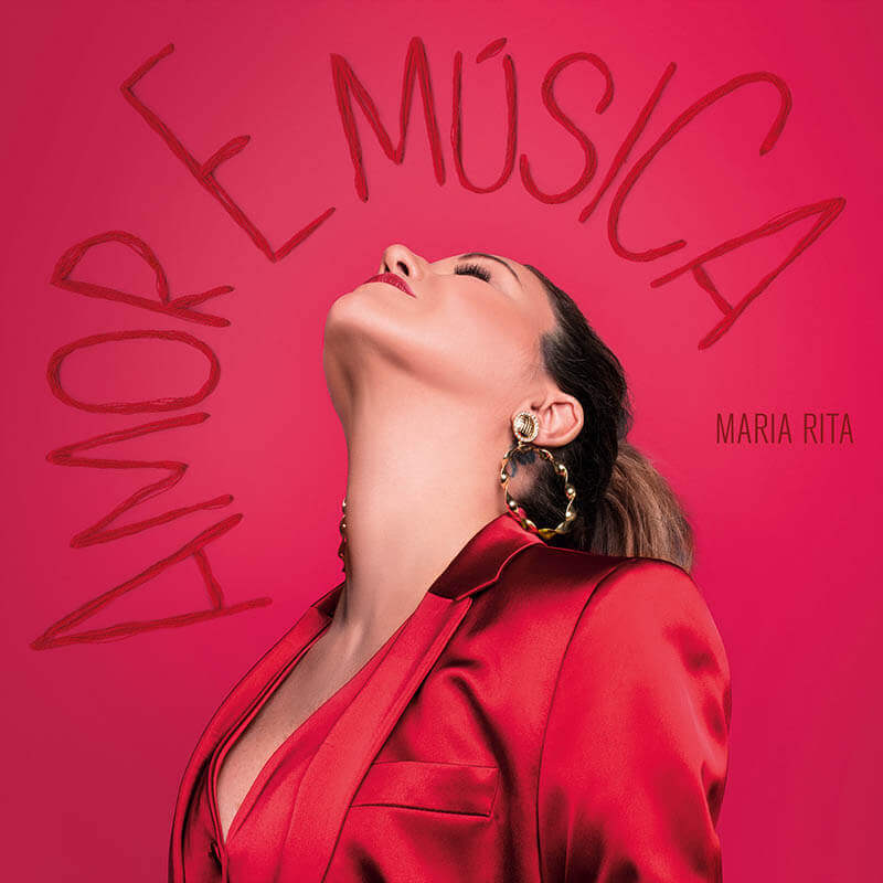 Maria Rita - Novo Álbum - Amor e Música