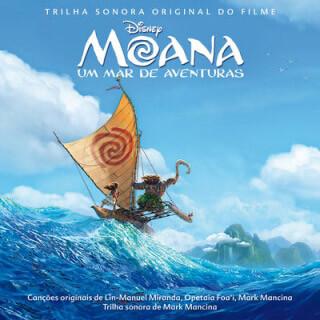 Moana - Um mar de aventuras